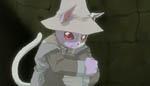 Maho scheint oft nachdenklich und in sich gezogen - �hnlich wie Tsukasa